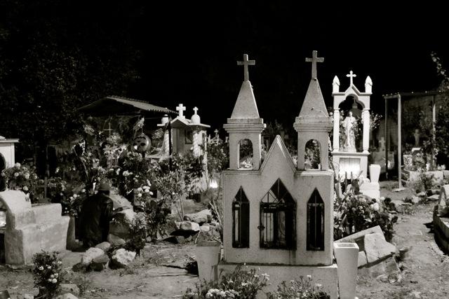 Chichicapam cemetery