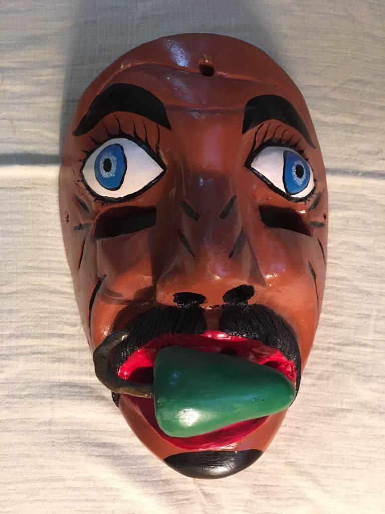 Chile Mask - $100