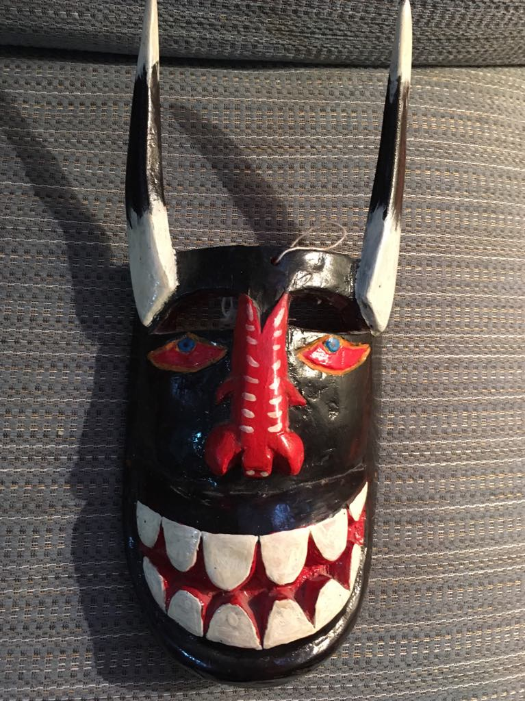 Wild Things Mask - $70