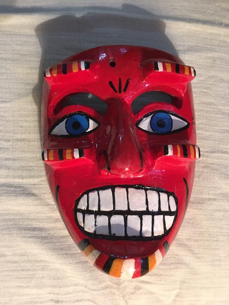 Santiaguero Mask - $80