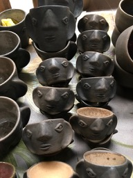 Coffee Cups with Face - $16