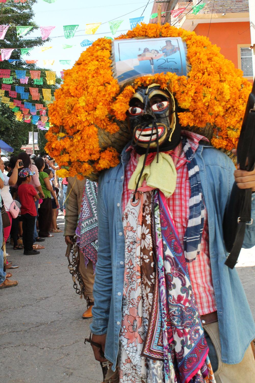 Tlacololero in Mochitlan, Guerrero