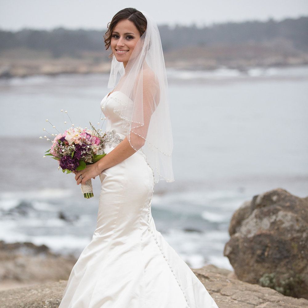 Carmel Wedding, Monastery Beach Wedding