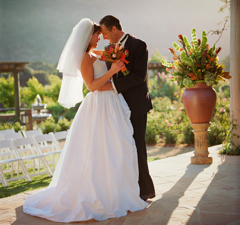 Carmel Valley Wedding, Bernardus Lodge
