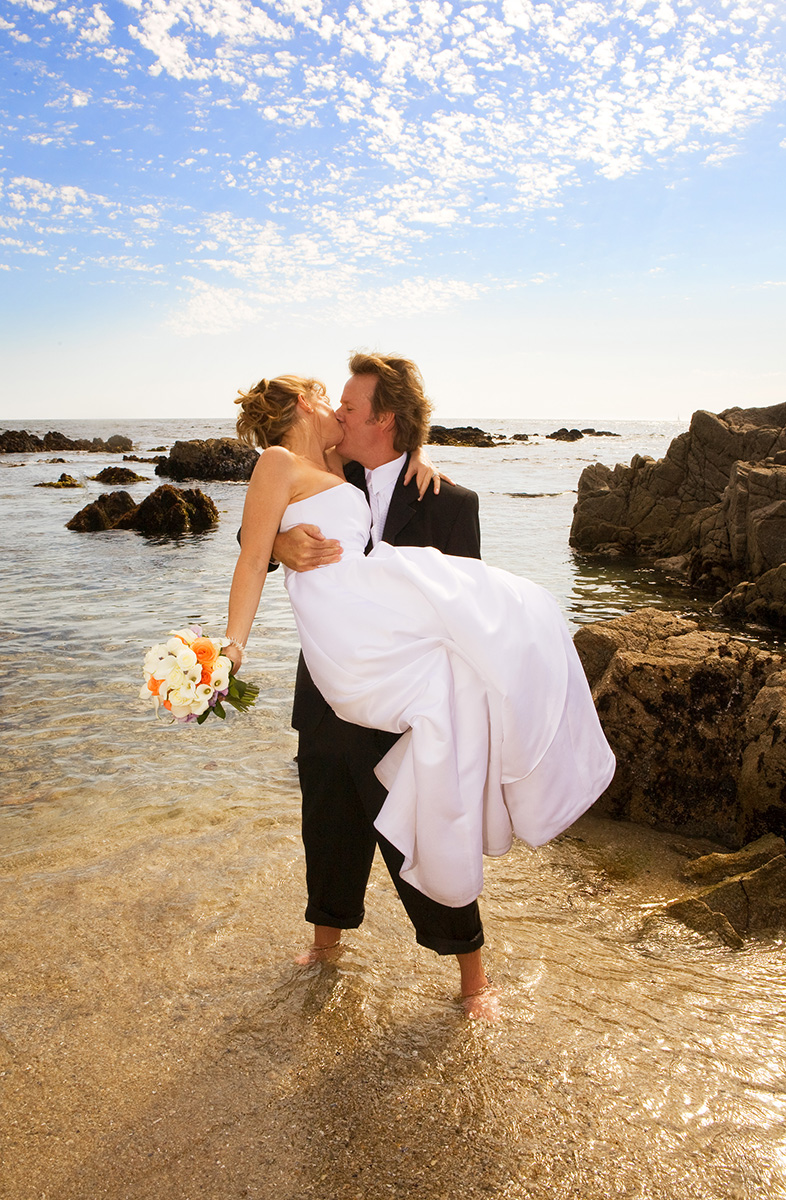 Pacific Grove Wedding, Asilomar Beach Wedding