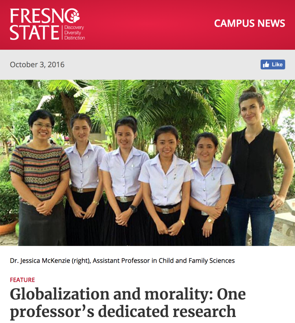Fresno State Campus News     Feature Article