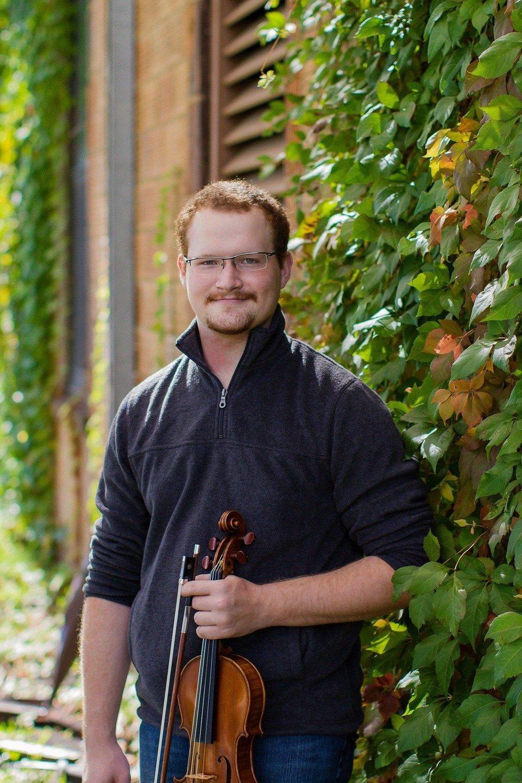 John Rose, Violin -