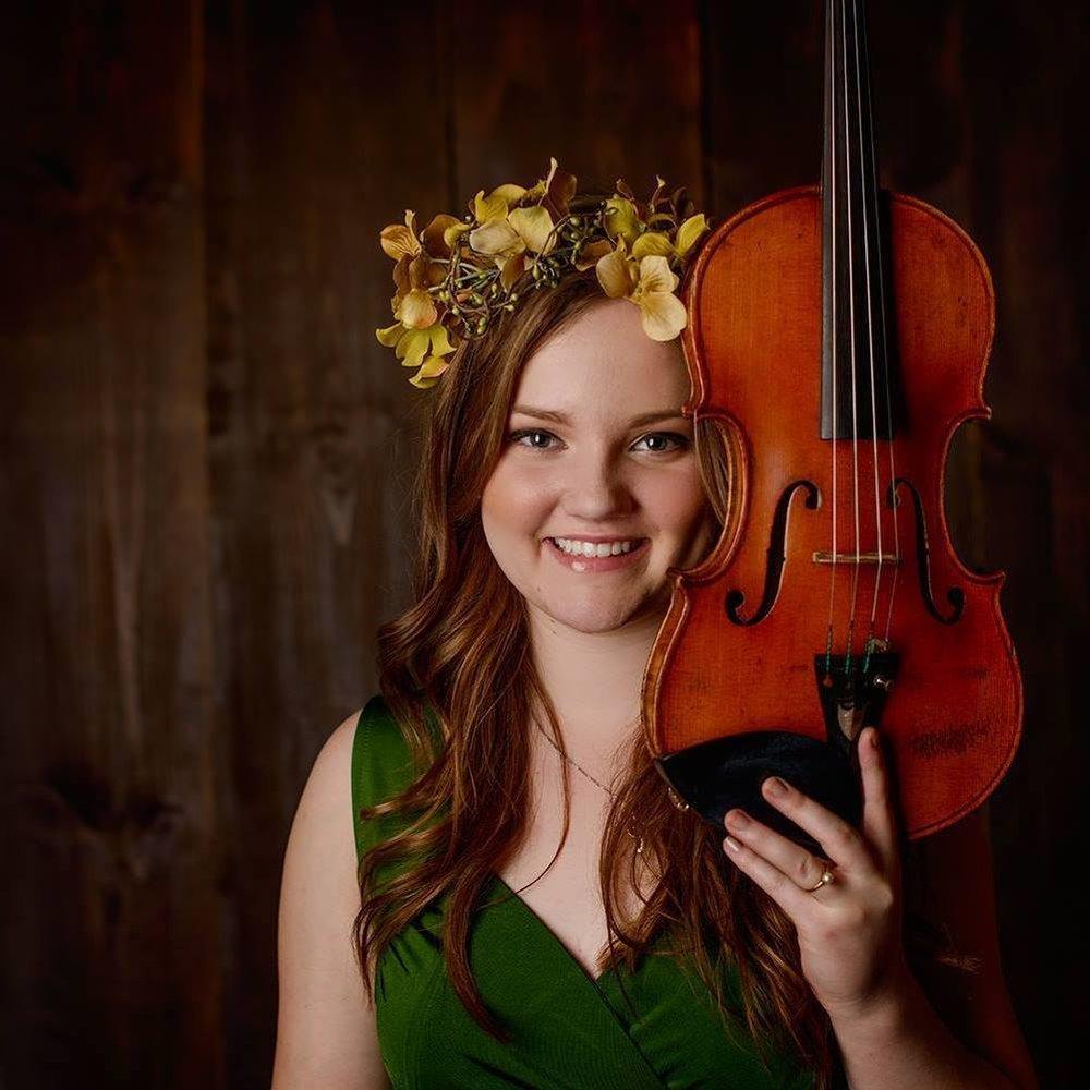Elena Kolbrek, Violin -