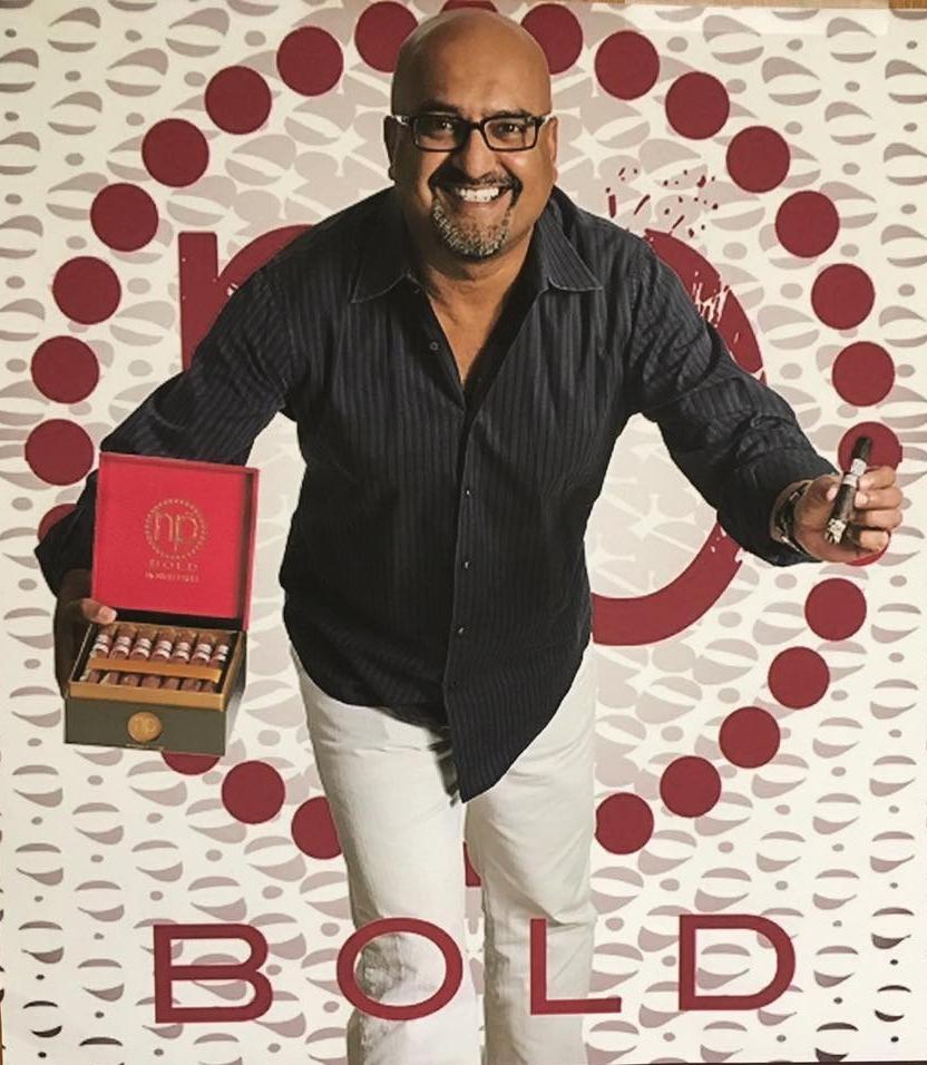 Nish Patel, Rocky Patel Premium Cigars