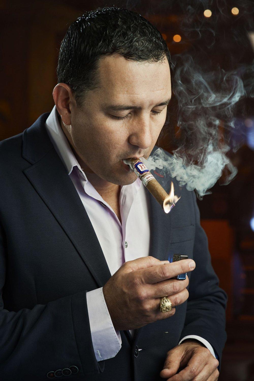 Hamlet Paredes, Hamlet Cigars
