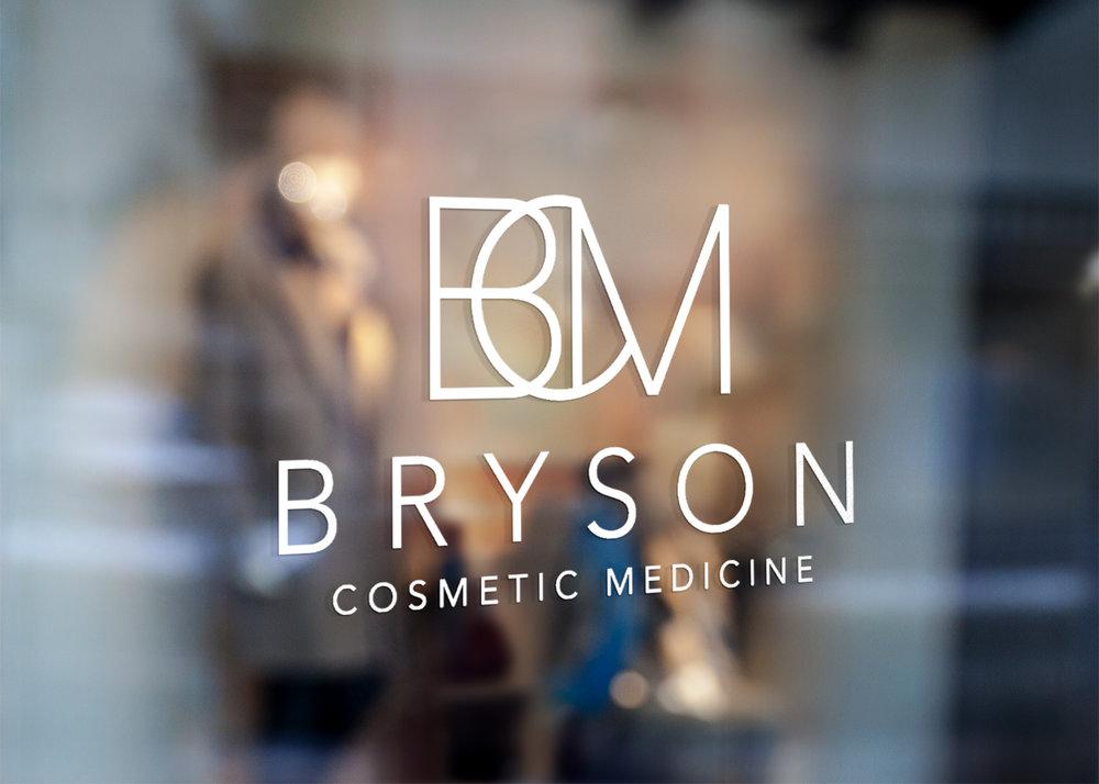 Bryson Cosmetic Medicine - logo