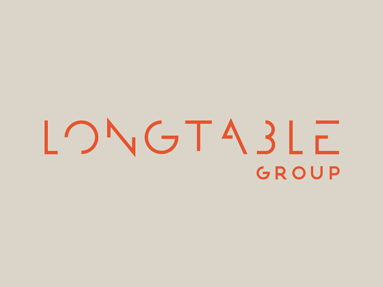 LONGTABLE GROUP BRAND IDENTITY
