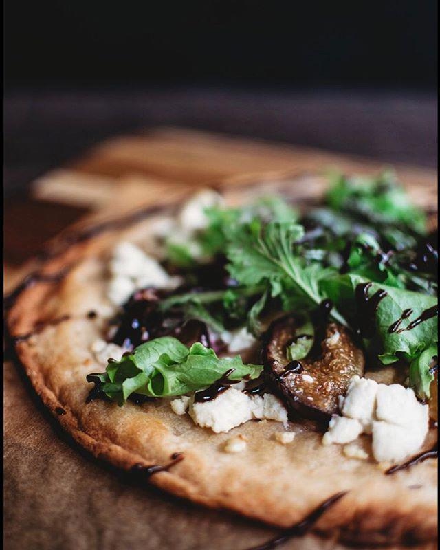 This was my first time making a fig and goat cheese pizza. If I'm learning anything from this product photography experience it's how to be a better cook. 😂 . . .  #kristinthomasphotography #productphotography #foodstyling #ashevillephotographer #buzzfeedfood #insiderfood #eatmorebakeryavl #motherearthproduce #eatingfortheinsta #foodgram #huffpostetaste #yum #food52 #foodgawker #buzzfeasts #feedfeed #eatlocallygrown #thekitchn #igfood #f52grams #foodphotographyandstyling #marketingphotographer #ashevilleeats #imsomartha #glutenfree #avl #smalpresets #35mm #nikon