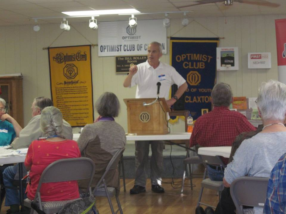 Anderson County May 2017 Meeting