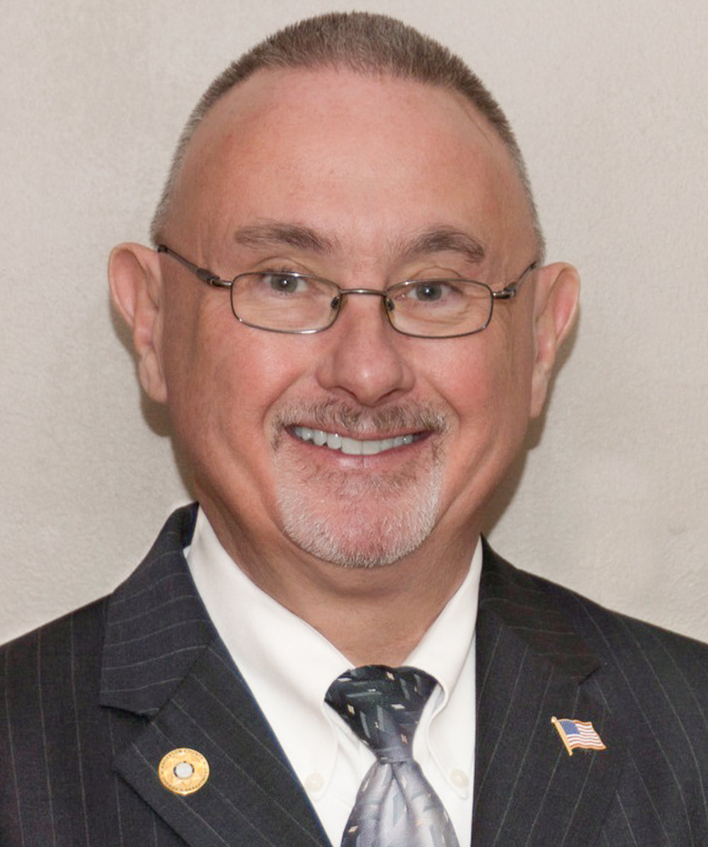 Mark Lucas, Candidate for Sheriff -