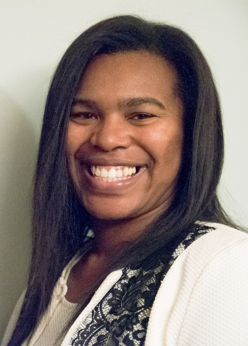 Ebony Capshaw, Candidate for Anderson County Trustee -