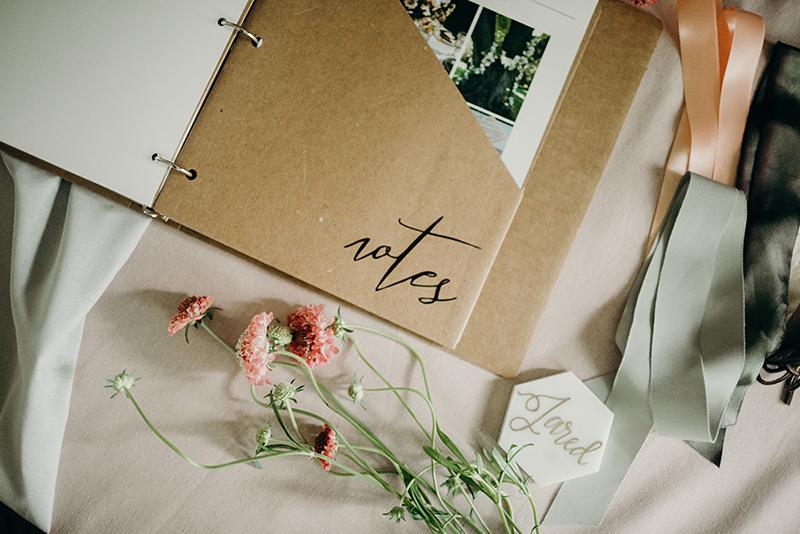 Lauren Koster Wedding E-Design
