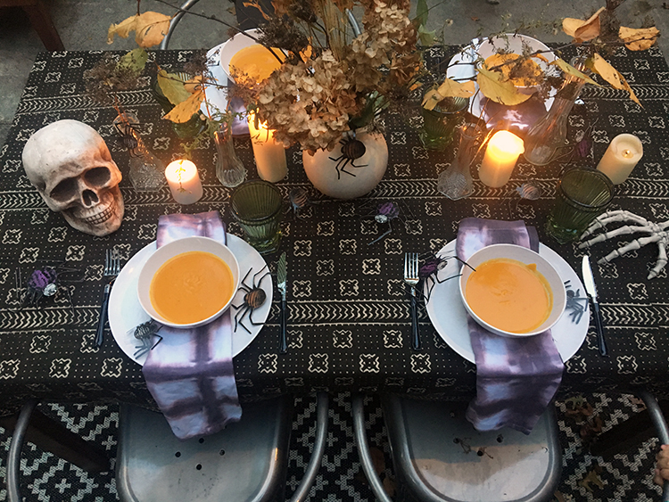Halloween Table