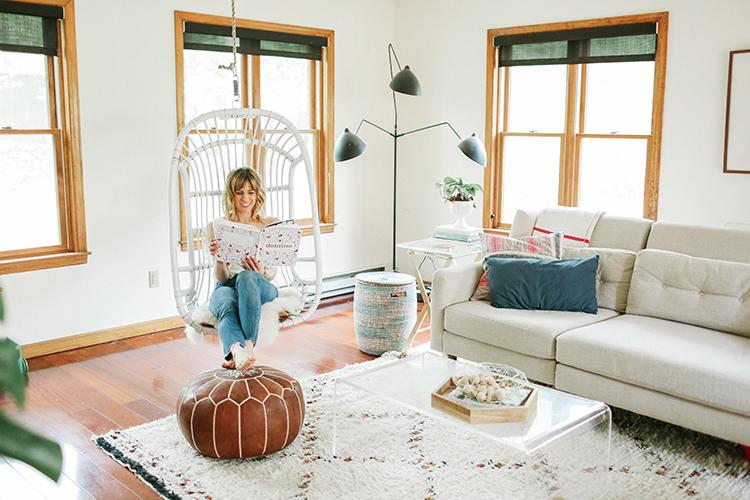 Lauren Koster Home Tour
