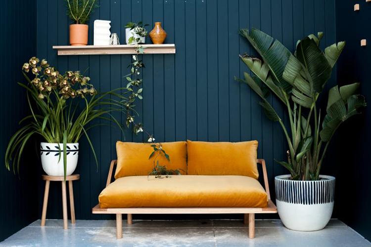 Pop & Scott Platform sofa