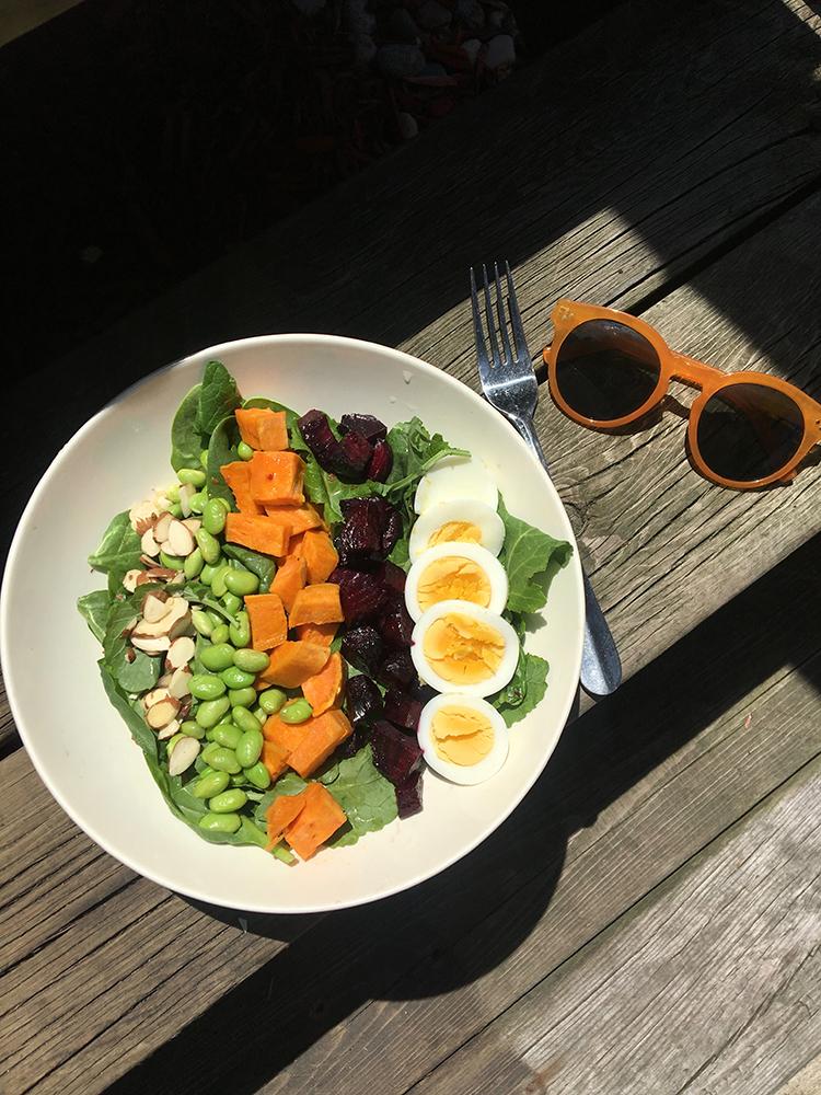 Anti Inflammatory Salad