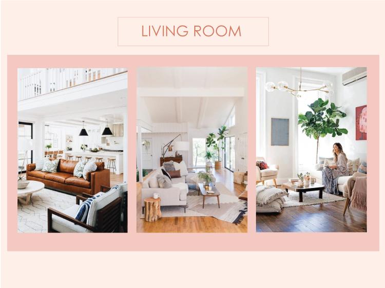 Dream Living Room Inspiration