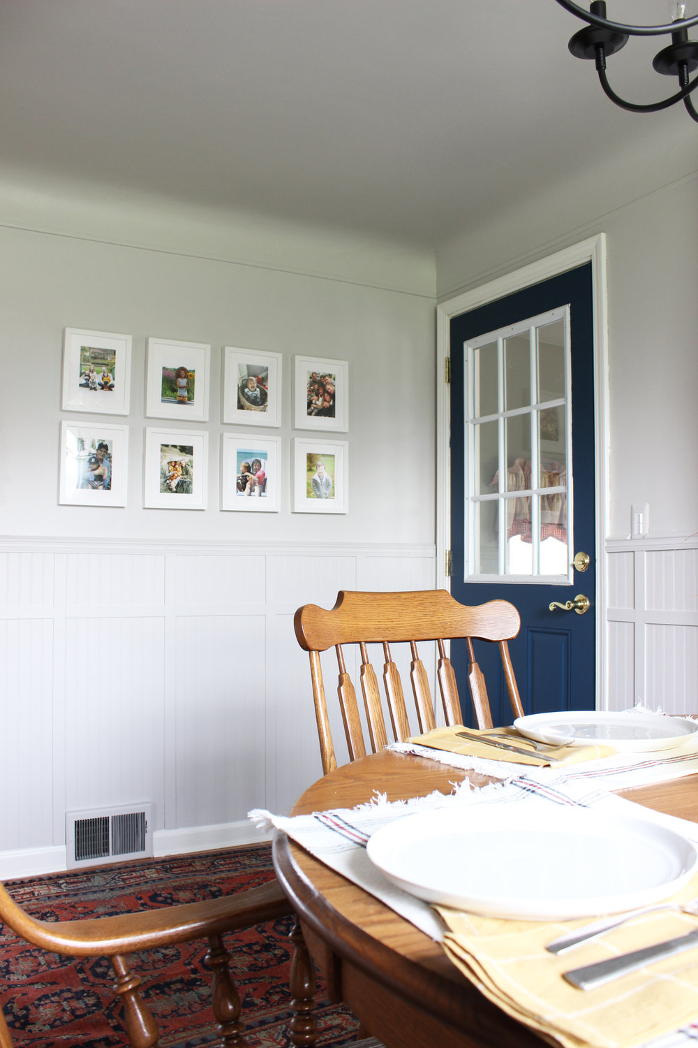 DIY Wall Treatments - Wainscot