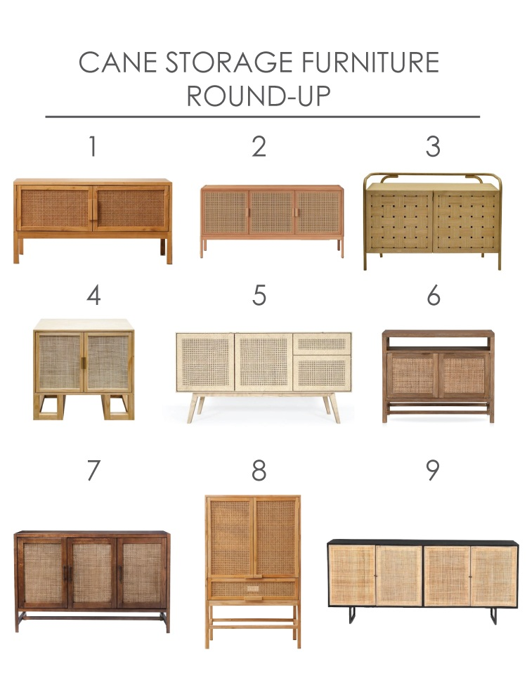 Cane Furniture Round-up