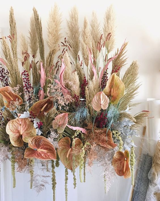 Dried Floral Resources