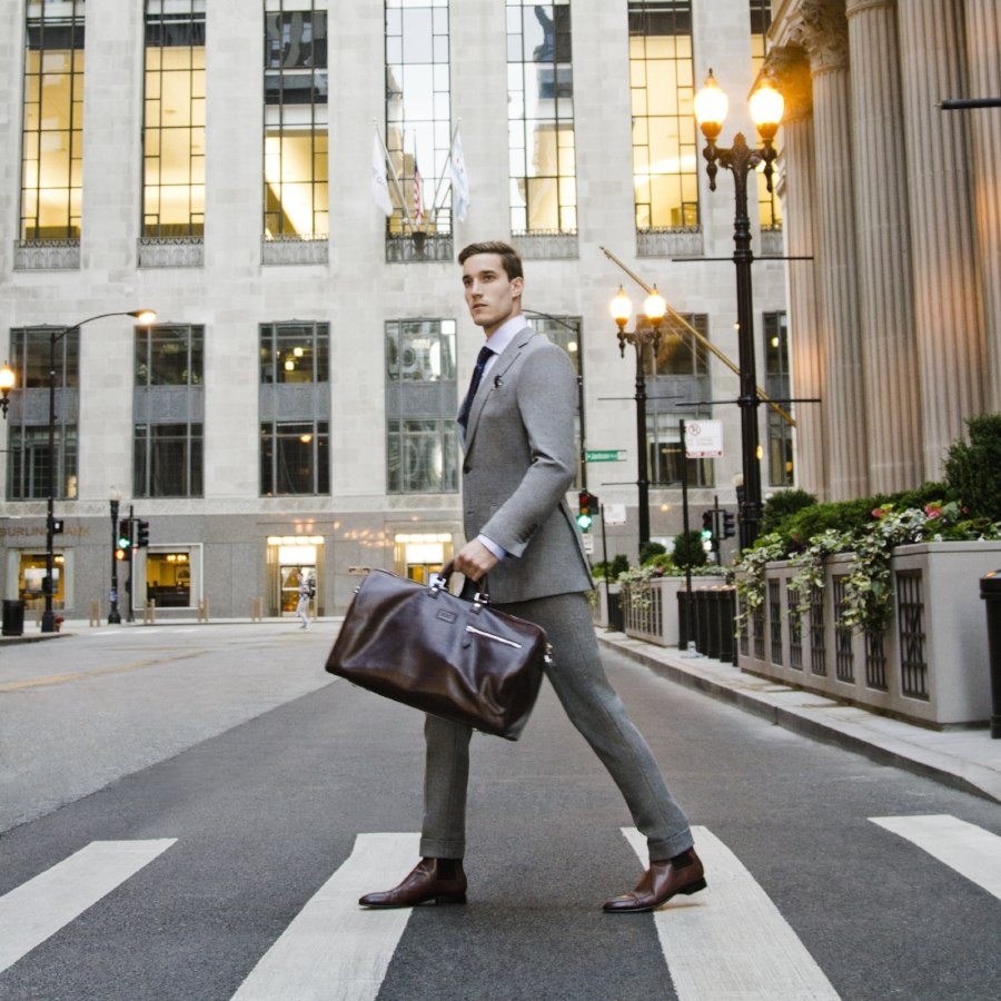 THE PERFECT SUIT FOR EVERY OCCASION - Whether it's a crucial job interview, a special evening out, or the day you bid farewell to bachelorhood forever, let us create your dream garment. See how our clients wear their ESQ.