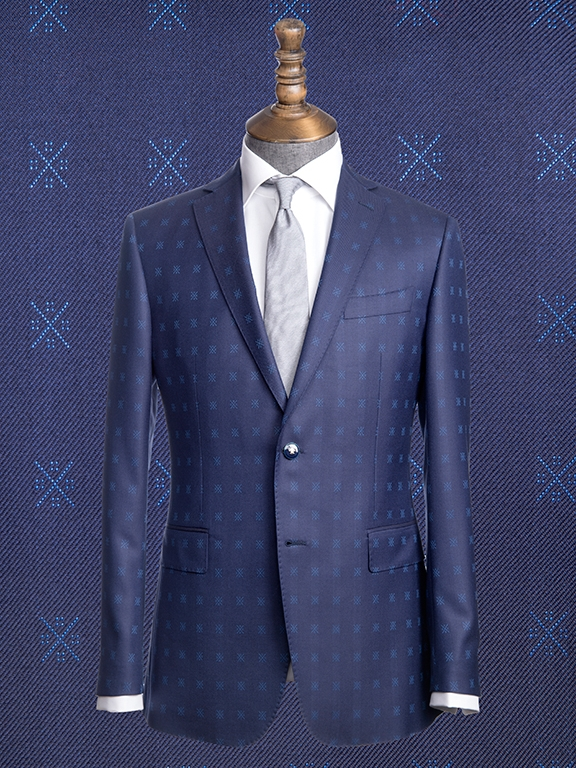 SPORT COATS  from $1675 - Each sport coat we make is entirely made by hand, using the best fabrics from around Italy and England, including top mills Holland & Sherry, Loro Piana, Zegna, Dormeuil, Scabal, Ariston, Huddersfield, Marzoni, Vitale Barberis Canonico, Reda, Dugdale Bros and more.