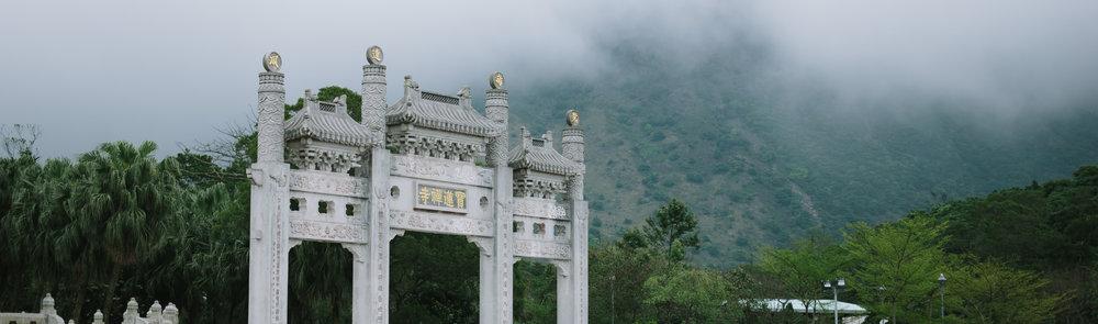 CHINA: MACAU + Hong Kong -