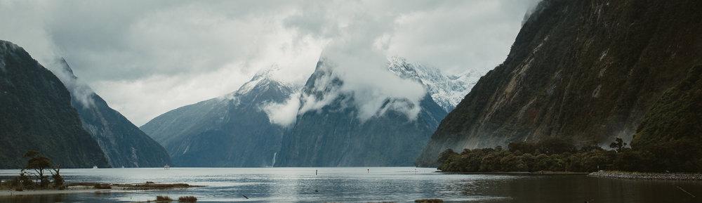 New Zealand: Fiordland -