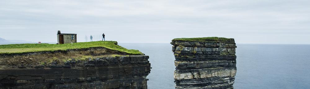 IRELAND: WILD ATLANTIC WAY -