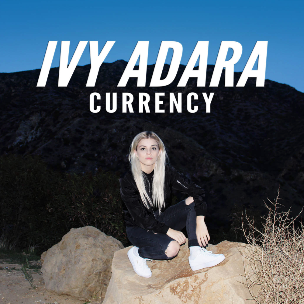 Currency - Ivy Adara - Co-WriterSpotify New Music Friday in 8 Countries