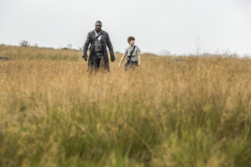 Idris Elba and Tom Taylor search in vain for meaning in the lives they lead in this movie.