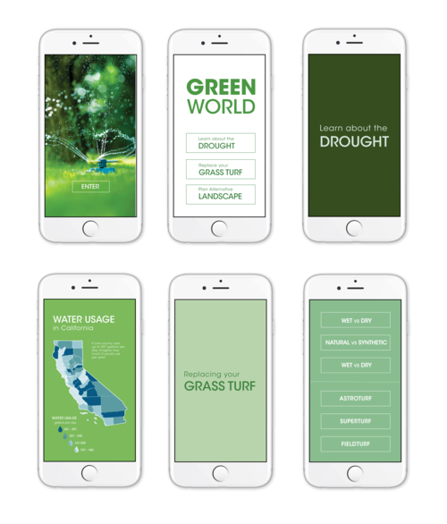 about green world