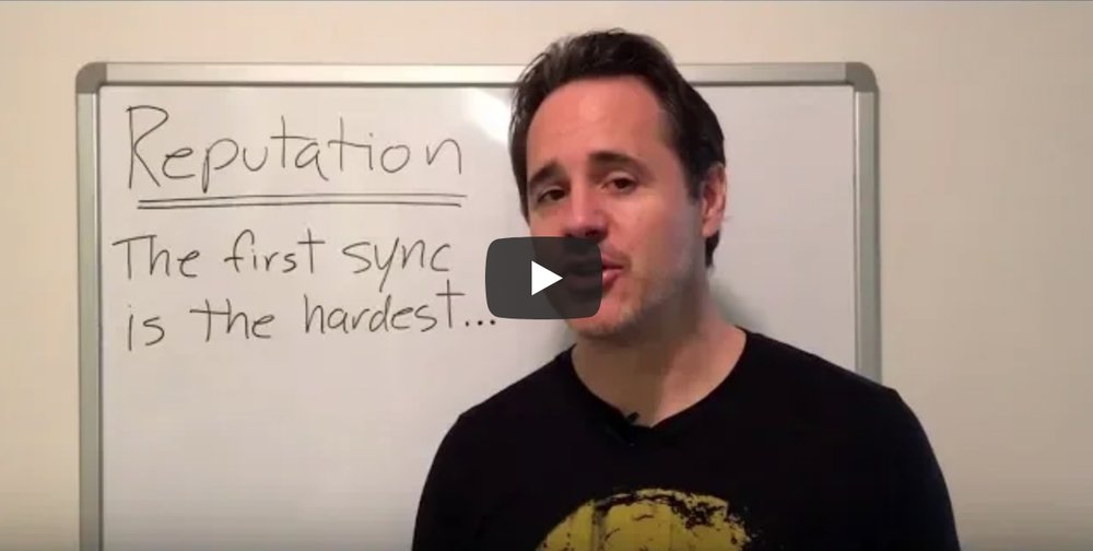 Why Your First Sync Is The Hardest