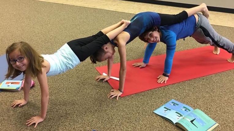 Kids Yoga Camps