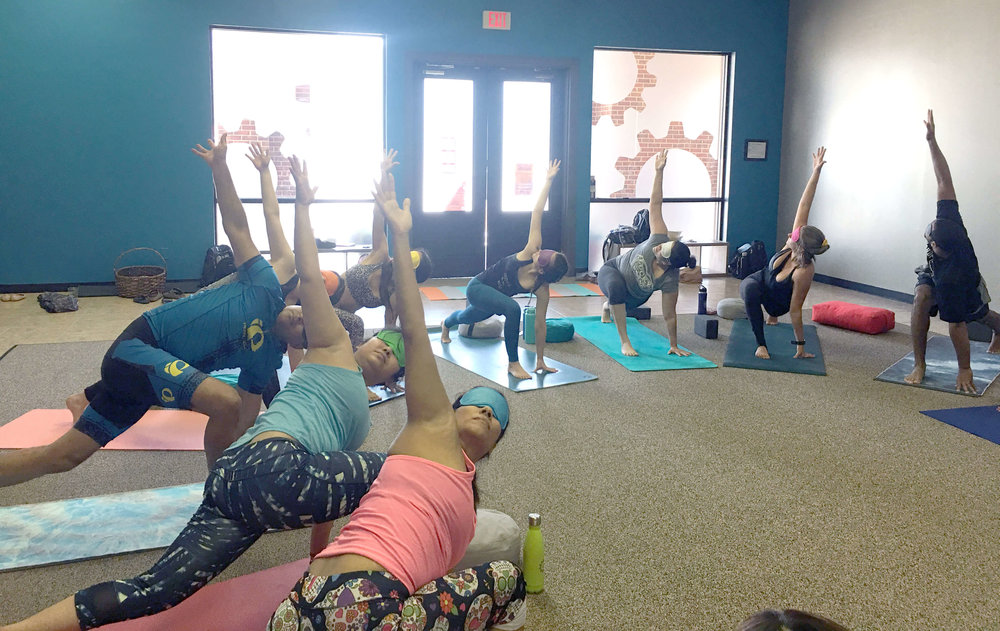 All-Day Yoga Immersion