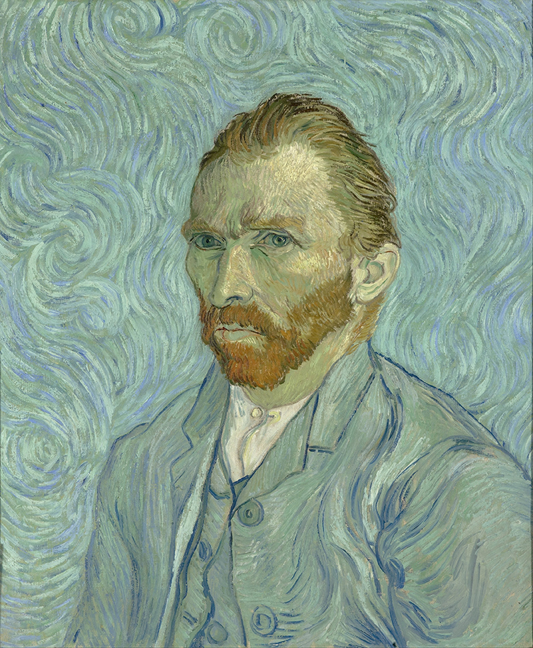Vincent Van Gogh — Self Portrait