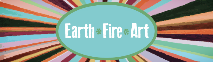 Earth Fire Art