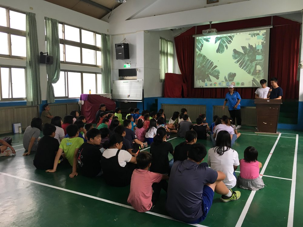 Summer Program - This STEP camp is a three-week educational summer camp where volunteers help children in disadvantaged Taiwan communities.