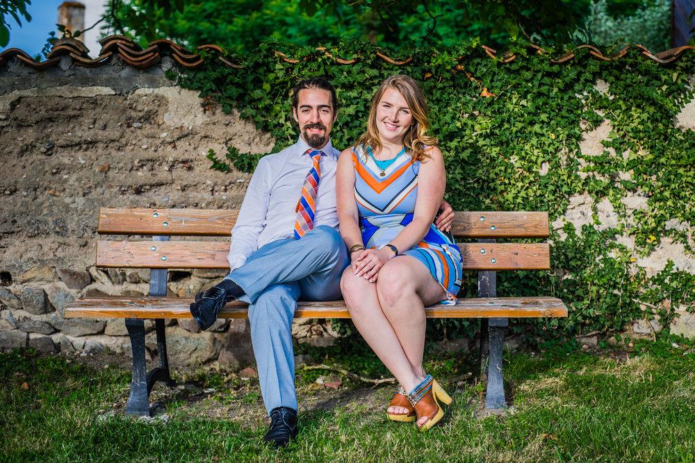 Max and Marisa ©2017 Louis Imbert