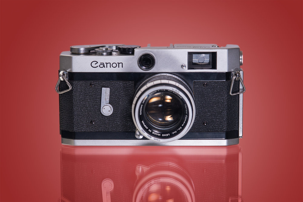 The Canon P