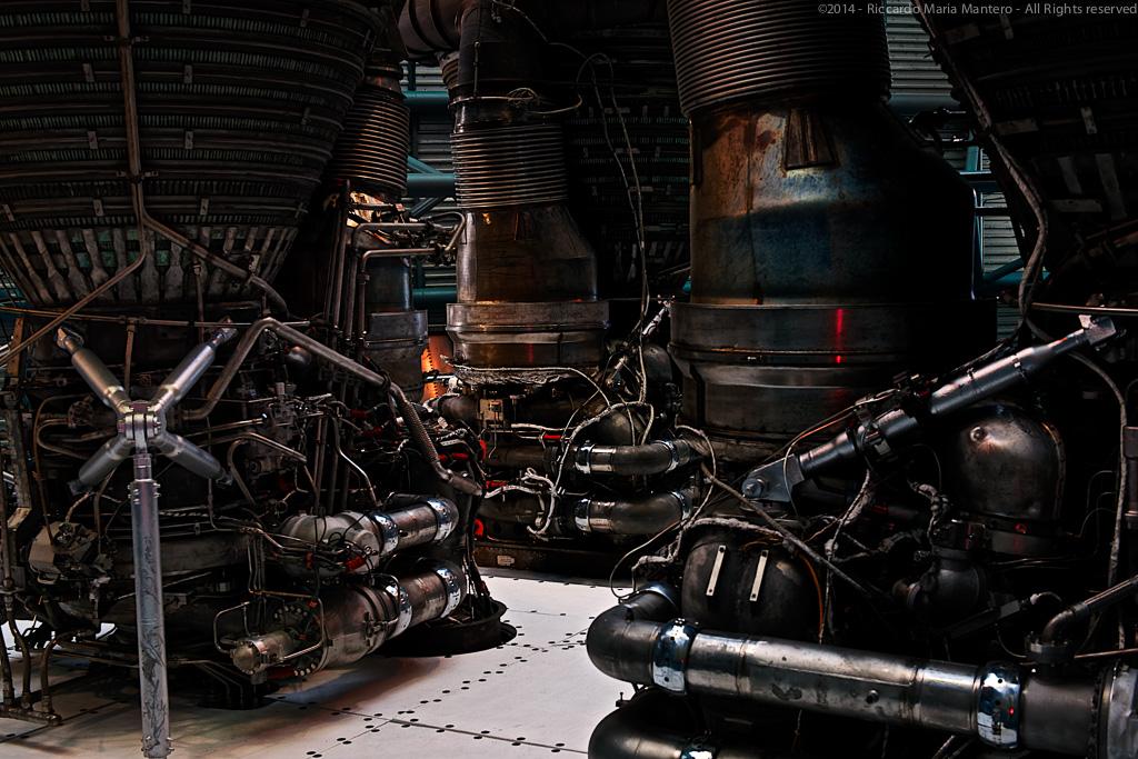 Apollo 11 engines details