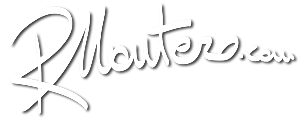 Riccardo Mantero website logo