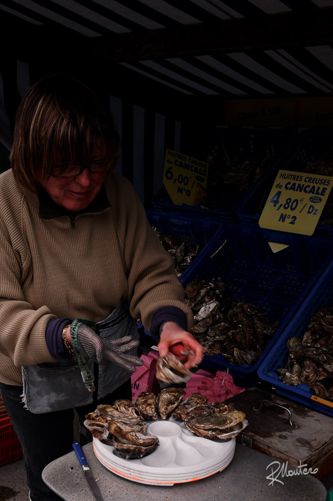 07 - Oysters preparation