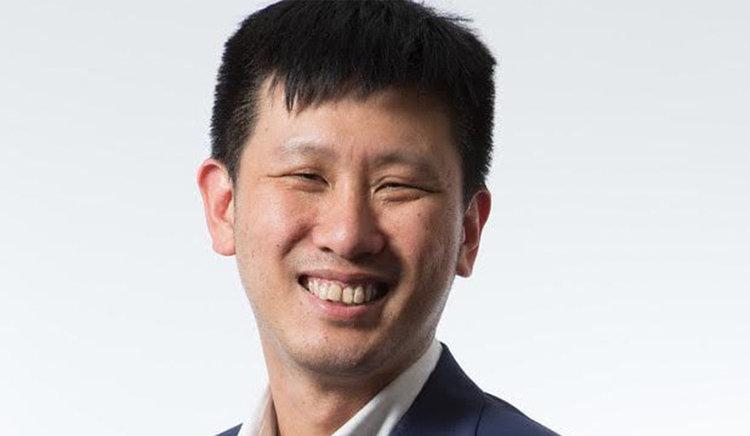 Dr Bernard Leong Head of Singapore Post Office Network