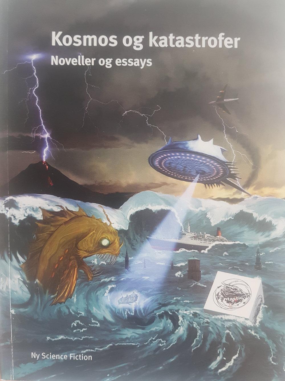 Kosmos og Katastrofer - I anledning af Fantasticon 2012 blev der trykt en stor con-bog med artikler, illustrationer og noveller. Jeg blev bedt om at medvirke, og skrev til lejligheden et langdigt med titlen Fantasy. Det er lidt horror, lidt fantasy og så er det illustreret. Jeg tror ikke det er muligt at få fat i con-bogen, da forlaget Ny Science Fiction er lukket, men hvis alt flasker sig, regner jeg med at langdigtet bliver genudgivet i 2018.